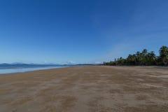 Spiaggia di missione nel Queensland, Australia Fotografia Stock