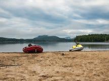 Spiaggia di Moffitt Fotografia Stock