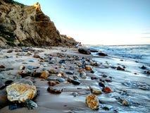 Spiaggia di Montauk Fotografia Stock