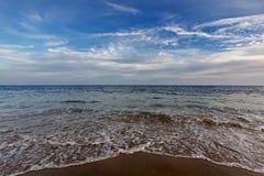 Spiaggia di Montauk Long Island immagini stock libere da diritti