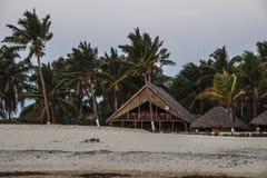 Spiaggia di Morondava Fotografia Stock