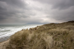 Spiaggia di Murlough immagini stock