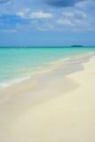 Spiaggia di Negril Fotografia Stock