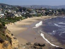 Spiaggia di Newport fotografie stock libere da diritti