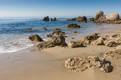 Spiaggia di Newport Immagini Stock