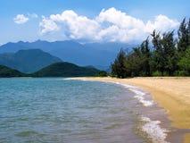 Spiaggia di Nhatrang Immagini Stock Libere da Diritti