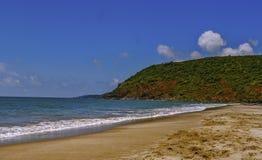 Spiaggia di nirvana Immagine Stock Libera da Diritti