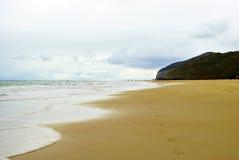 Spiaggia di Noja Fotografie Stock Libere da Diritti