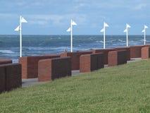 Spiaggia di Norderney Fotografia Stock