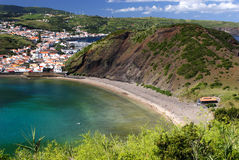 Spiaggia di Oporto Pim Fotografie Stock Libere da Diritti
