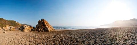 Spiaggia di Otur. Fotografie Stock