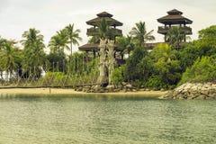 Spiaggia di Palawan Immagini Stock Libere da Diritti