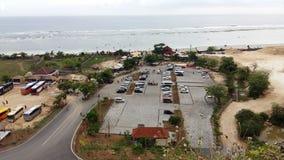 Spiaggia di Pandawa Fotografia Stock