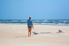 Spiaggia di paradiso nel Vietnam (iii) Fotografie Stock Libere da Diritti