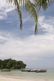 Spiaggia di Patong, Phuket Immagine Stock