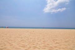 Spiaggia di Patong a Phuket Fotografie Stock