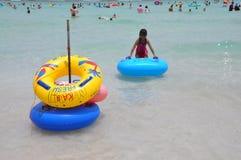 Spiaggia di Pattaya Fotografie Stock
