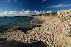 Spiaggia di Peron del capo Rockingham Australia occidentale Immagine Stock Libera da Diritti