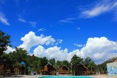 Spiaggia di Phayun nel divieto Chang District della provincia di Rayong Fotografia Stock