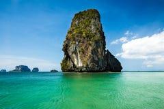 Spiaggia di Phra Nang Fotografia Stock Libera da Diritti