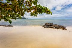 Spiaggia di Phuket immagini stock libere da diritti