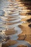Spiaggia di Piratininga immagini stock