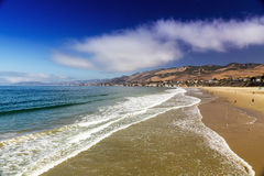Spiaggia di Pismo Immagine Stock