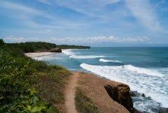 Spiaggia di Plancha della La Fotografia Stock