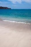 Spiaggia di Playa Conchal in Costa Rica Fotografia Stock