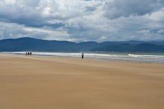 Spiaggia di pollice Immagini Stock Libere da Diritti