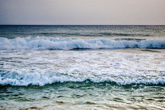 Spiaggia. Spiaggia di Portixeddu - costa verde, Sardinia royalty free stock photo