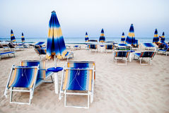 Spiaggia. Royalty Free Stock Photography