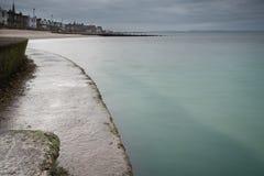 Spiaggia di Portobello Fotografia Stock Libera da Diritti
