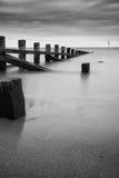 Spiaggia di Portobello Fotografia Stock