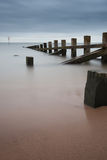 Spiaggia di Portobello Immagine Stock