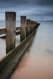 Spiaggia di Portobello Immagini Stock Libere da Diritti