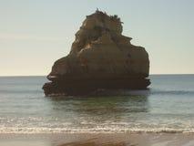 Spiaggia 3 di Protugal Algarve Fotografia Stock Libera da Diritti