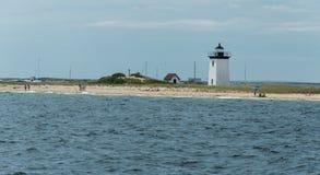 Spiaggia di Provincetown Fotografia Stock Libera da Diritti