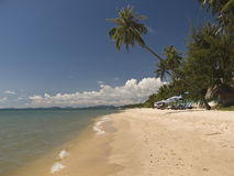 Spiaggia di Puh Quoc Fotografie Stock Libere da Diritti