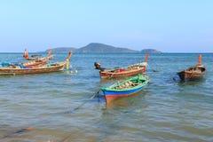Spiaggia di Rawai Fotografia Stock