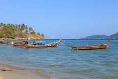 Spiaggia di Rawai Immagini Stock Libere da Diritti