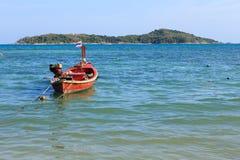 Spiaggia di Rawai Fotografia Stock Libera da Diritti