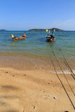 Spiaggia di Rawai Immagine Stock