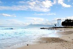 Spiaggia di S.Elia Fotografie Stock