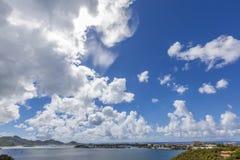 Spiaggia di San Martino Fotografia Stock
