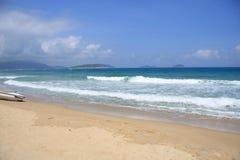 Spiaggia di Sandy Immagine Stock
