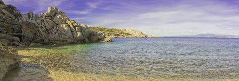 Spiaggia di Santa Teresa Immagini Stock