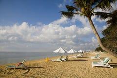 Spiaggia di Sanur Fotografia Stock