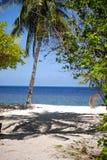 Spiaggia di Selangan Fotografie Stock