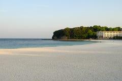 Spiaggia di Shirahama Immagine Stock